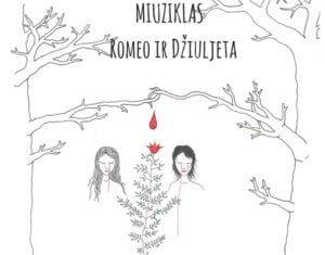 """Miuziklas """"Romeo ir Džiuljeta"""""""